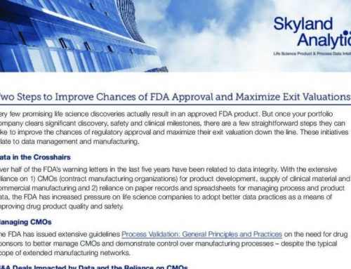 Two Steps to Improve Chances of FDA Approval and Maximize Exit Valuations